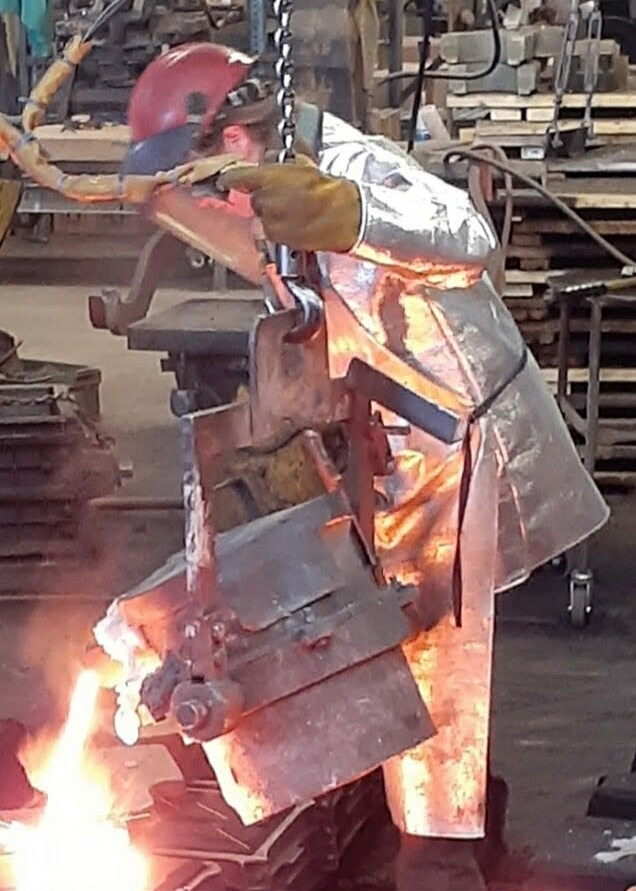 Marcellus Metalcasters_Caitlin McMahan owner