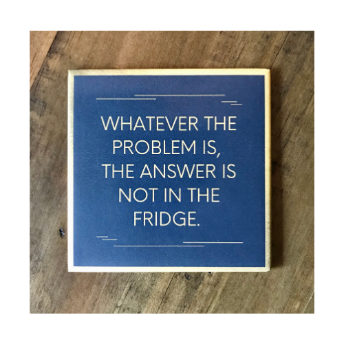 Magnet - Answer not in fridge_store preview